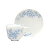 Somenishiki tessen Cup and saucer