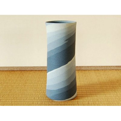 [Made in Japan] Nerikomi Vase