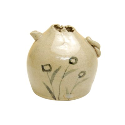 [Made in Japan] E-karatsu souka Small vase