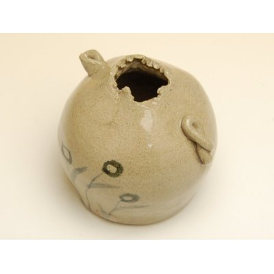 Photo2: E-karatsu souka Small vase