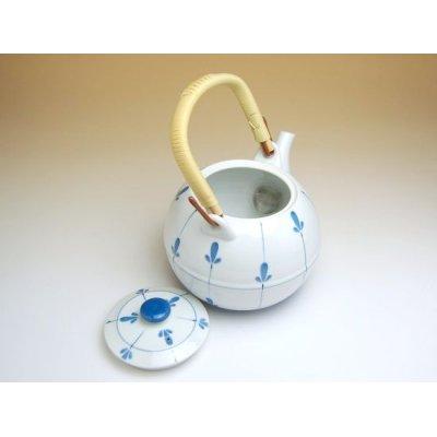 Photo2: Mebae Teapot (7 gou)