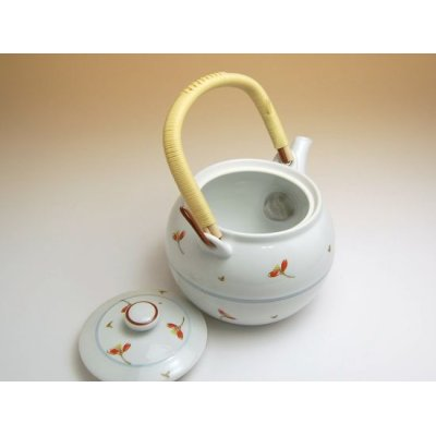 Photo2: Akane-so Teapot(5 gou)