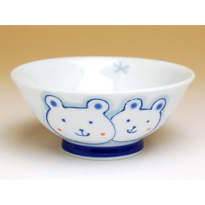 Photo2:  Sukusuku bear Rice bowl