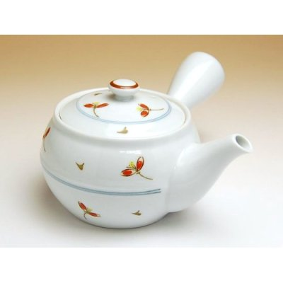 Photo2: Akane-so Tea set (5 cups & 1 pot)