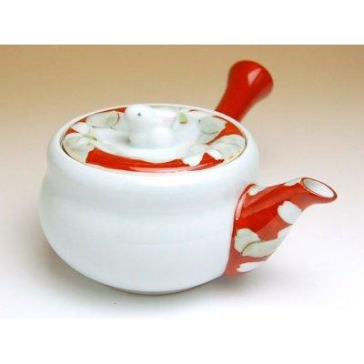 Photo2: Hana gokoro Tea set (5 cups & 1 pot)