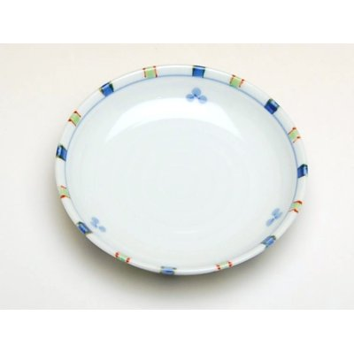 Photo2: Fuchi tokusa Small plate (11cm)