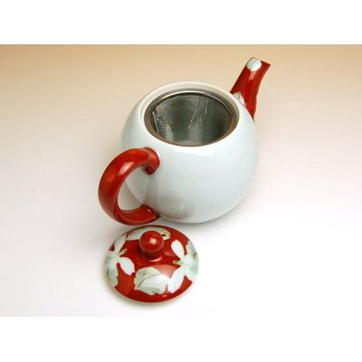 Photo3: Hana gokoro Teapot