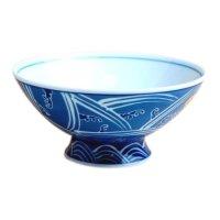 Seikai shiranami (Extra large) rice bowl