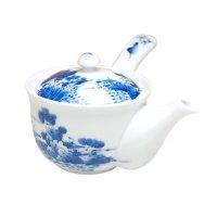 Sansui landscape hime Teapot