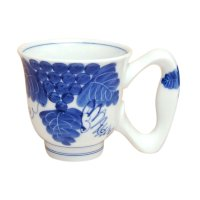 Ai bdou big handle mug