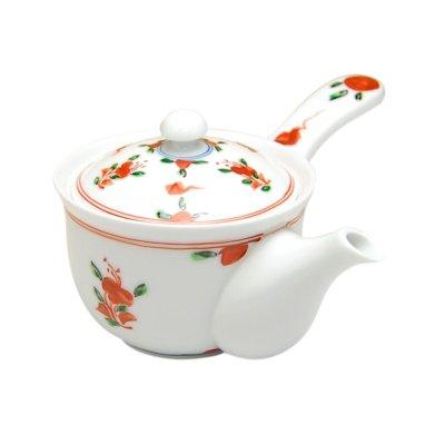 [Made in Japan] Akae manreki hime Teapot