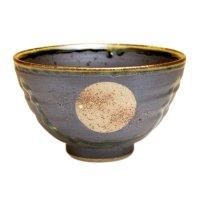 Kasumi (Black) (Extra large) rice bowl