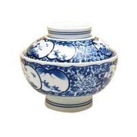 Madori sansui CHAWAN-MUSHI bowl (11.6cm)