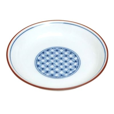 [Made in Japan] Shippou-mon Small plate