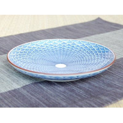 Photo2: Seikainami Medium plate (15.2cm)