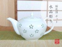 Suisho hanazume Teapot