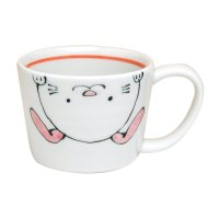 Niko Niko club rabbit Mug