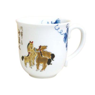 [Made in Japan] Umaku iku mug