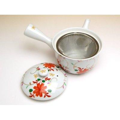 Photo3: Hana koubou Teapot