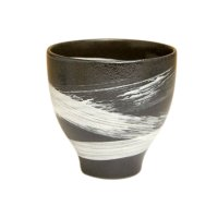 Naruto (Black) Japanese green tea cup
