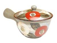 Hake tsubaki Teapot