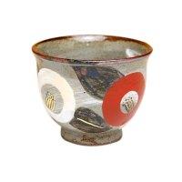 Hake Tsubaki Japanese green tea cup