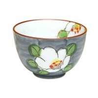 Dami shirohana Japanese green tea cup