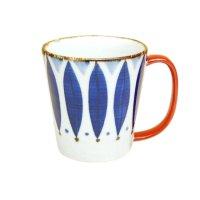 Petal (Red) big mug