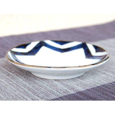 Photo2: Edo kikamon Small plate (10.6cm)