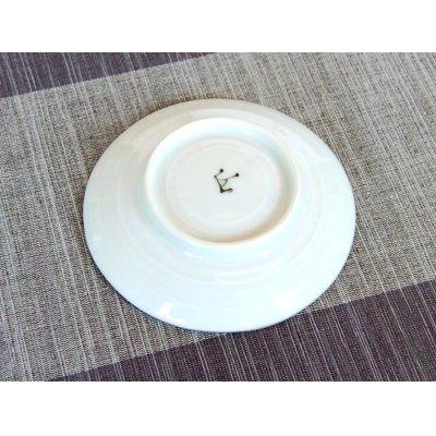 Photo3: Edo hana tenmon Small plate (10.6cm)