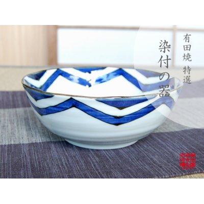 [Made in Japan] Edo kika-mon Medium bowl