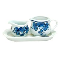 Budou grape Lipped pitcher set